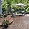St Louis Hardscape Patio Design