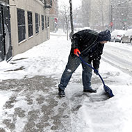 St Louis Walkway Shoveling Services